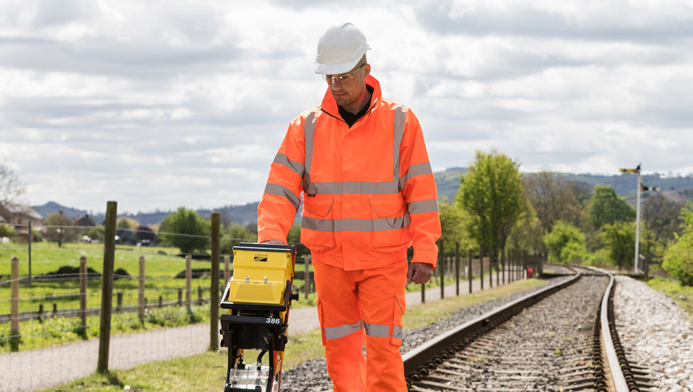 New improved – B-Scan Lite from Sperry – proves a hit at Railtex -